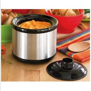 Electric Stainless Steel Dip Warmer